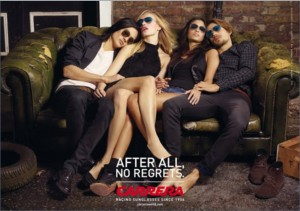 After all no regrets 300x2113 Campagne de communication Carrera 2011 : After All, No Regrets