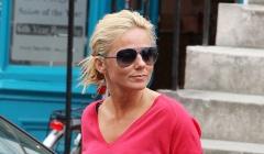 Gerri Hallywell lunettes armani1 Portez les lunettes de soleil de vos stars préférées (pour vous mesdames)
