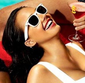 Jessica Alba Rayban Portez les lunettes de soleil de vos stars préférées (pour vous mesdames)