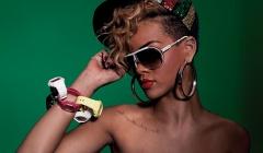Rihanna carrera Portez les lunettes de soleil de vos stars préférées (pour vous mesdames)