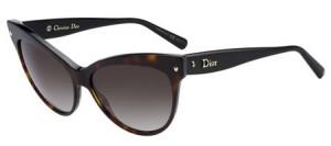 DIOR MOHOTANI ecaille 300x133 Lunettes de soleil Christian Dior, la nouvelle collection Marquise