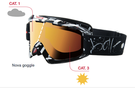 bolle2 Les masques de ski Bollé, collection 2012!