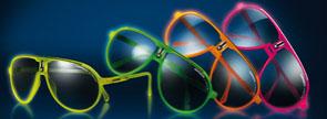 lunettes carrera fluos La nouvelle collection de lunettes de soleil Carrera